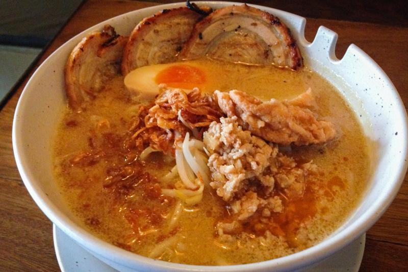 Best Ramen in Bangkok