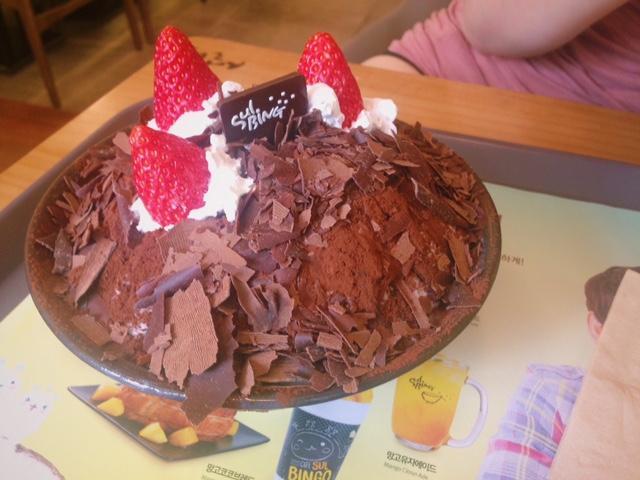 설빙 Sulbing Dessert Cafe Review (Seoul, Korea) Asia Blog Cafes South Korea