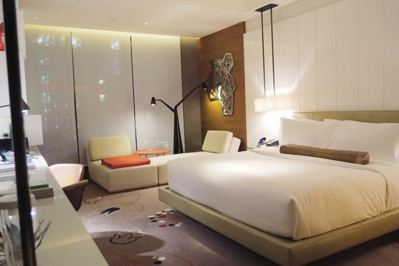 w taipei hotel review