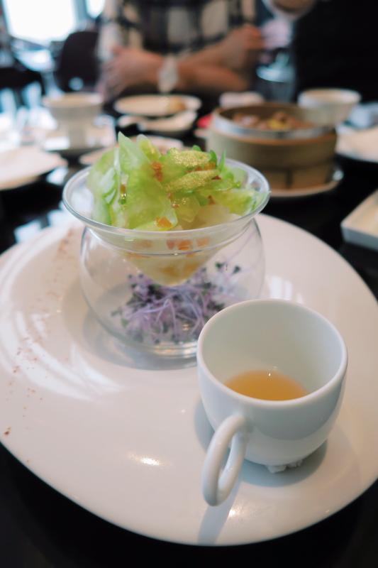 Yen Restaurant Review at the W Taipei (Taipei, Taiwan) Asia Blog Food Taiwan