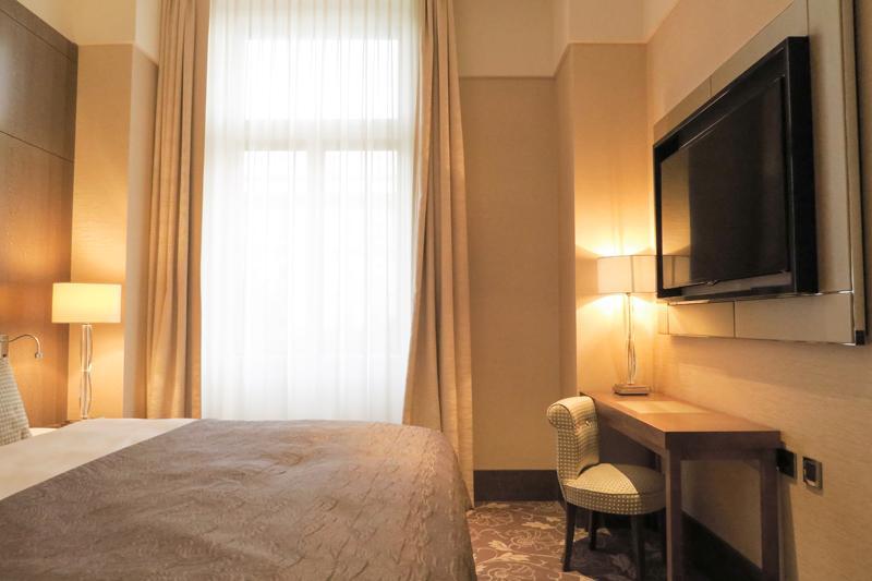 Kempinski Hotel Review (Vienna, Austria) Austria Blog Europe Hotels