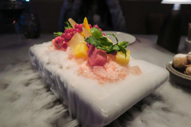 Arola Spanish Restaurant Review (Istanbul, Turkey) Asia Blog Food Turkey