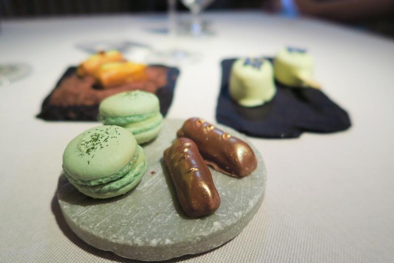 Restaurant Opus Review at Hotel Imperial (Vienna, Austria) Austria Blog Europe Food