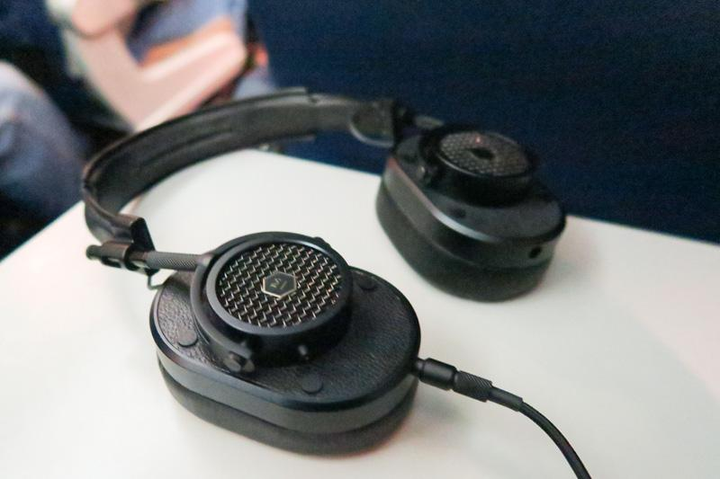 Master & Dynamic MH40 Headphone Review Blog Products