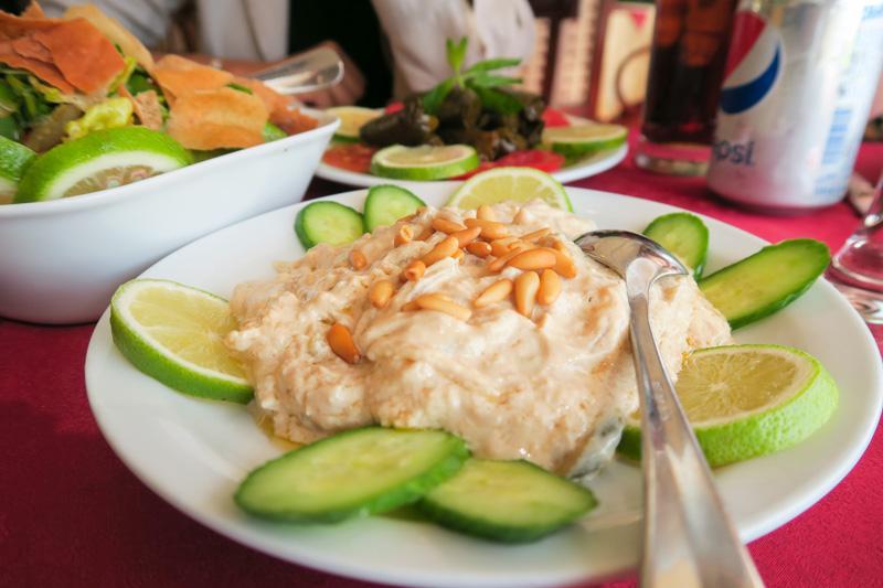 Burj El Hamam Restaurant Review (Beirut, Lebanon) Asia Blog Food Lebanon