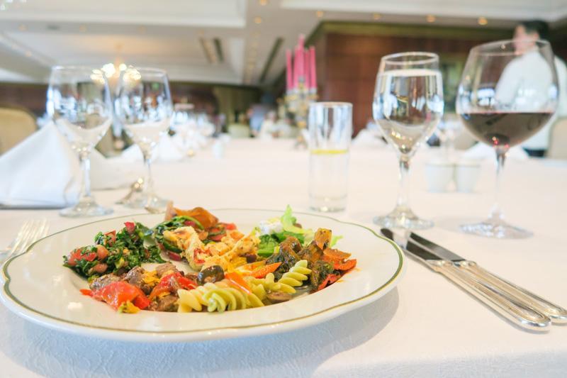 Le Ciel Restaurant Review (Beirut, Lebanon) Asia Blog Food Lebanon