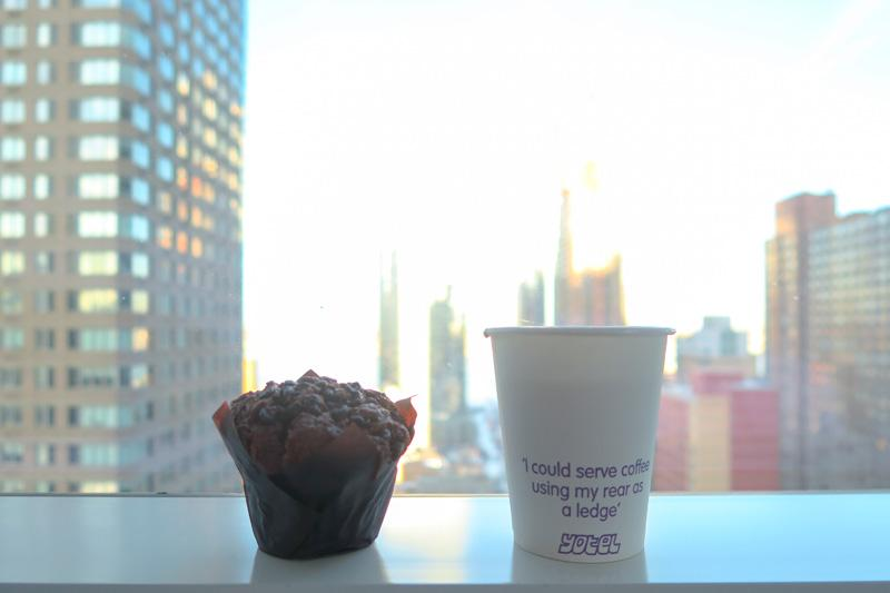 Yotel Hotel Review (New York, New York) Blog Hotels New York North America United States