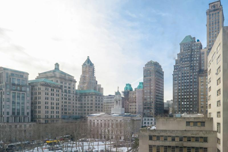 Marriott at The Brooklyn Bridge Hotel Review (New York, New York) Blog Hotels New York North America United States