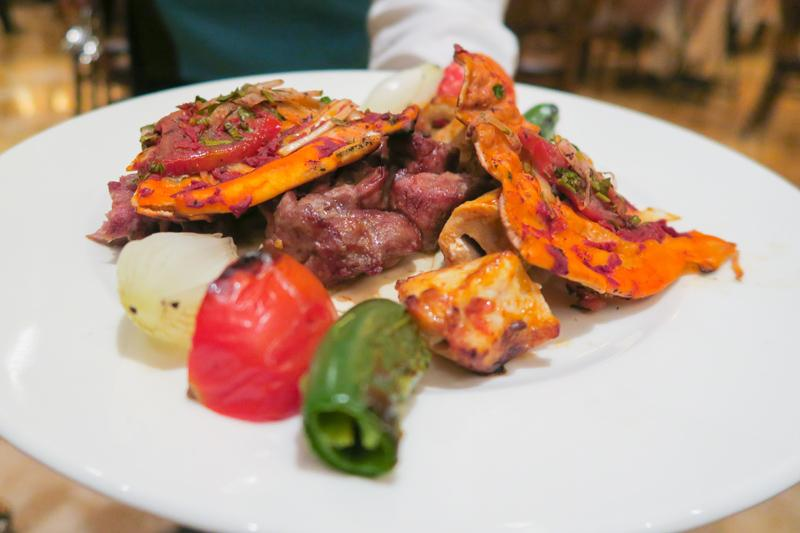Bourj Al Hamam Restaurant Lebanese Amman