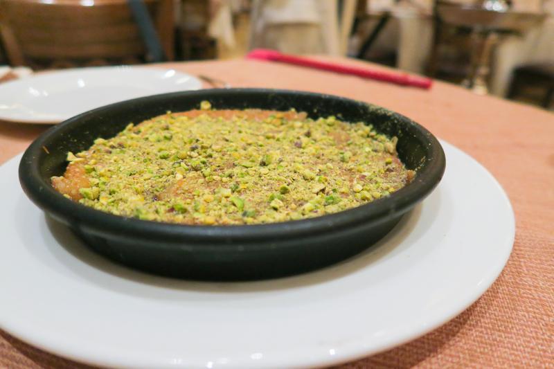 Bourj Al Hamam Restaurant Review (Amman, Jordan) Blog Food Jordan