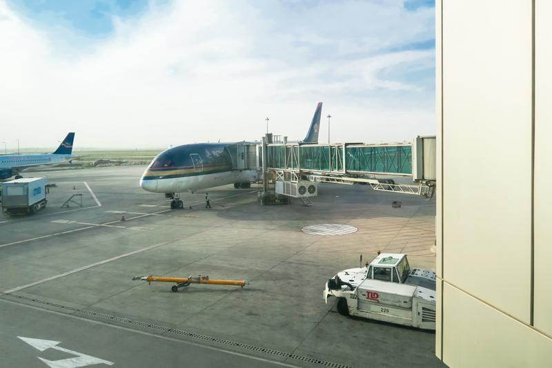 Royal Jordanian Business Class Flight Review