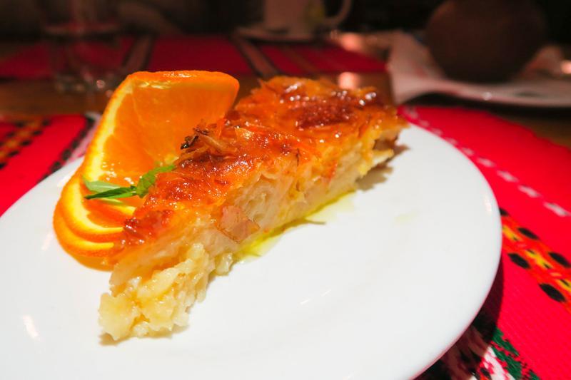 Perfect Bulgarian Food in Sofia Blog Bulgaria Europe Food