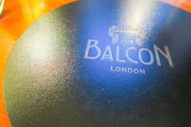 The Balcon Restaurant Review (London, UK) Blog Europe Food London United Kingdom