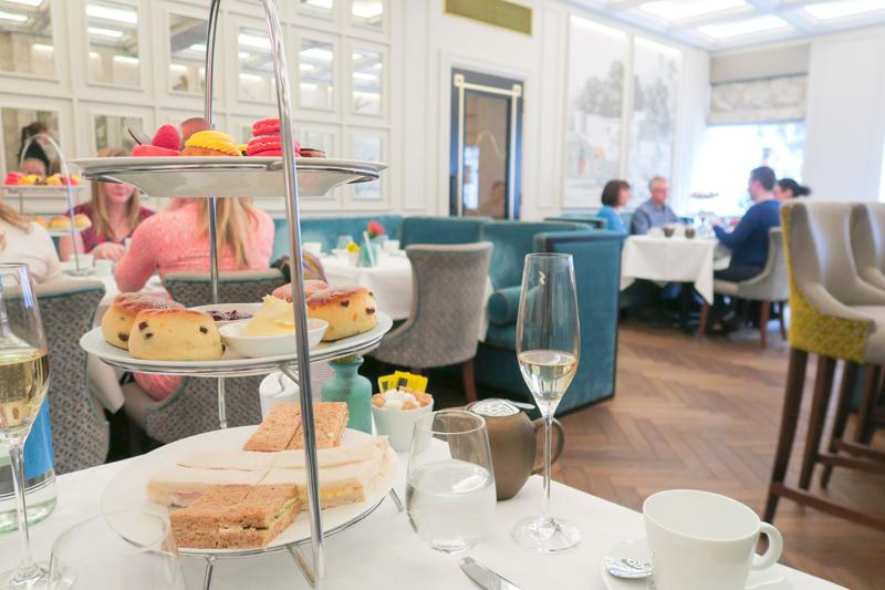 Flemings Mayfair Afternoon Tea London Review