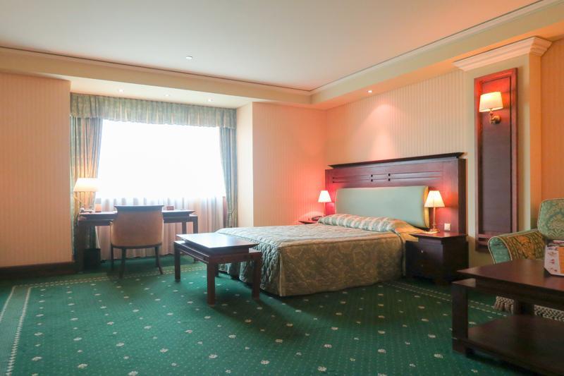 Grand Hotel Sofia Bulgaria