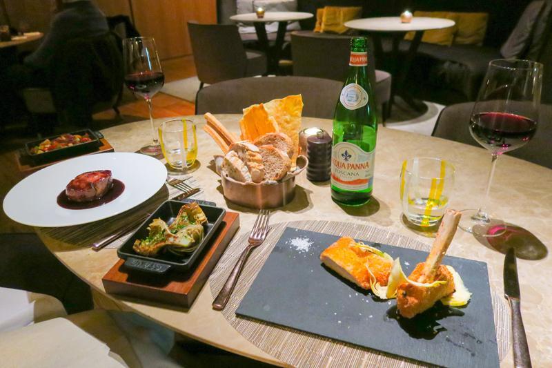 Mio Bar Milan Review Park Hyatt