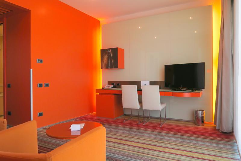 Una Hotel Review (Bologna, Italy) Blog Europe Hotels Italy