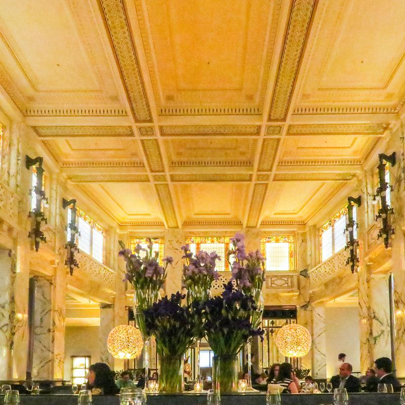 The Bank Brasserie & Bar Review (Vienna, Austria) Austria Bars Blog Europe Food Lounges