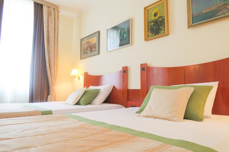 Grand Hotel Union in Ljubljana