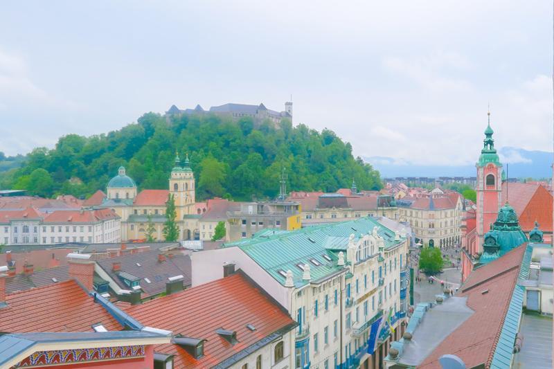 Grand Hotel Union Review (Ljubljana, Slovenia) Blog Europe Hotels Slovenia