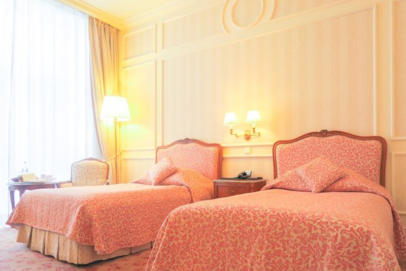 Grand Hotel Wien Review (Vienna, Austria) Austria Blog Europe Hotels