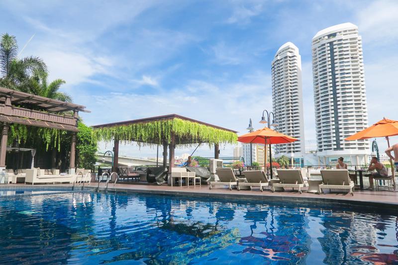 Riva Surya Hotel Review Bangkok