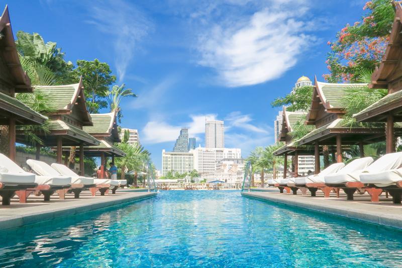 Peninsula Hotel Review Bangkok Thailand Pierreblake