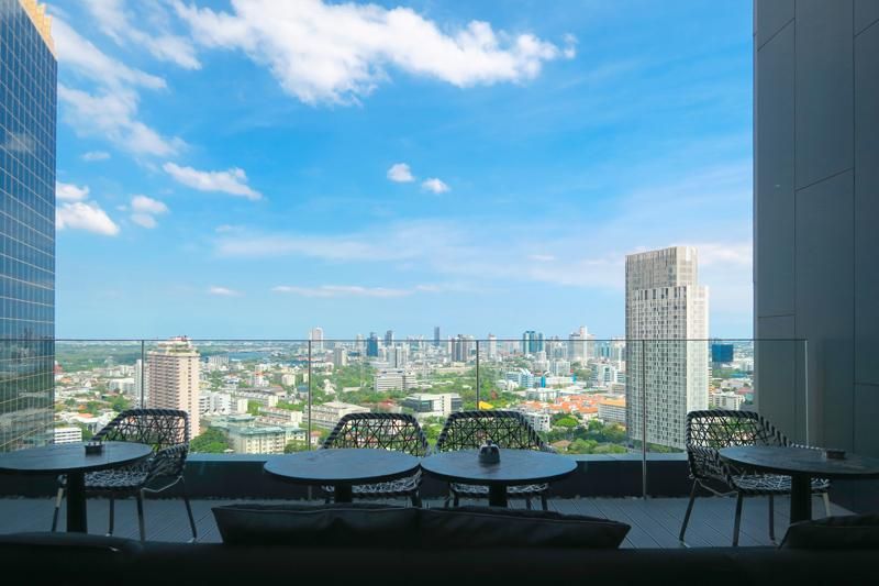 So Sofitel Hotel Bangkok: Best View of Lumphini Park Asia Bangkok Blog Hotels Thailand