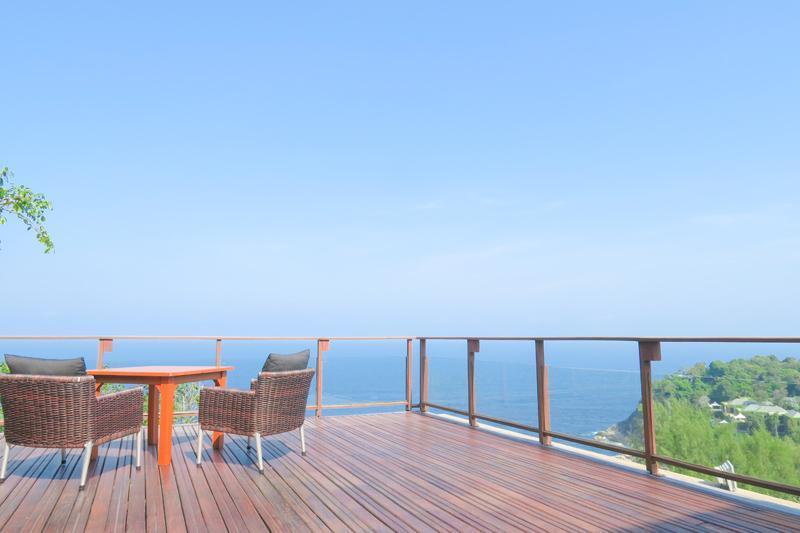 Paresa Resort Phuket: Infinity Pool Paradise Asia Blog Hotels Phuket Thailand