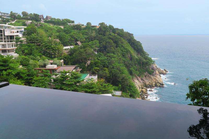 Paresa Resort Review Phuket Thailand