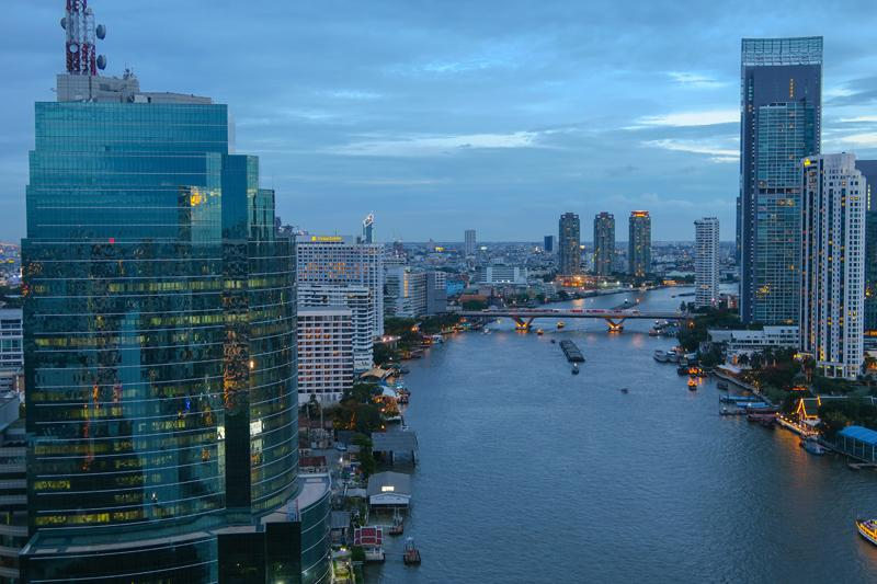 Royal Orchid Sheraton Hotel Review (Bangkok, Thailand) Asia Bangkok Blog Hotels Thailand