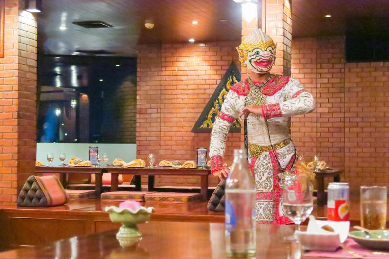 Thara Thong Restaurant: Authentic Thai Food and Dance Masterpiece Asia Bangkok Blog Food Thailand