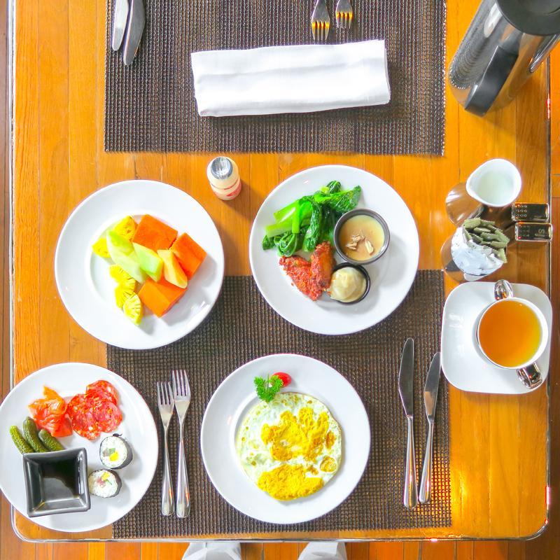 W Hotel Review (Bangkok, Thailand) Asia Bangkok Blog Hotels Thailand