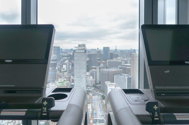 Andaz Hotel Review: Best View in Tokyo Asia Blog Hotels Japan