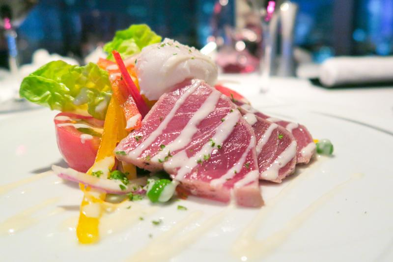 Peter Restaurant Tokyo: Kobe Beef + Wine = Love Asia Blog Food Japan