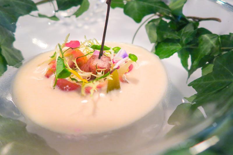 Ryunique Restaurant Review Seoul: A True Dinner Performance Asia Blog Food South Korea