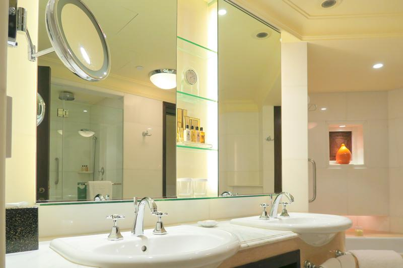 Shangri-La Hotel Review: Valley Wing (Singapore) Asia Blog Hotels Singapore