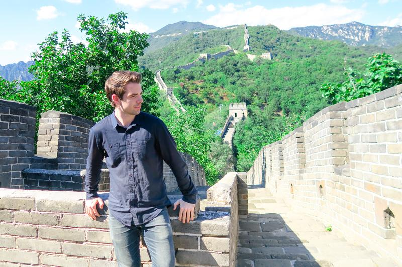 Great Wall of China Luxury Tour Asia Beijing Blog China Tours