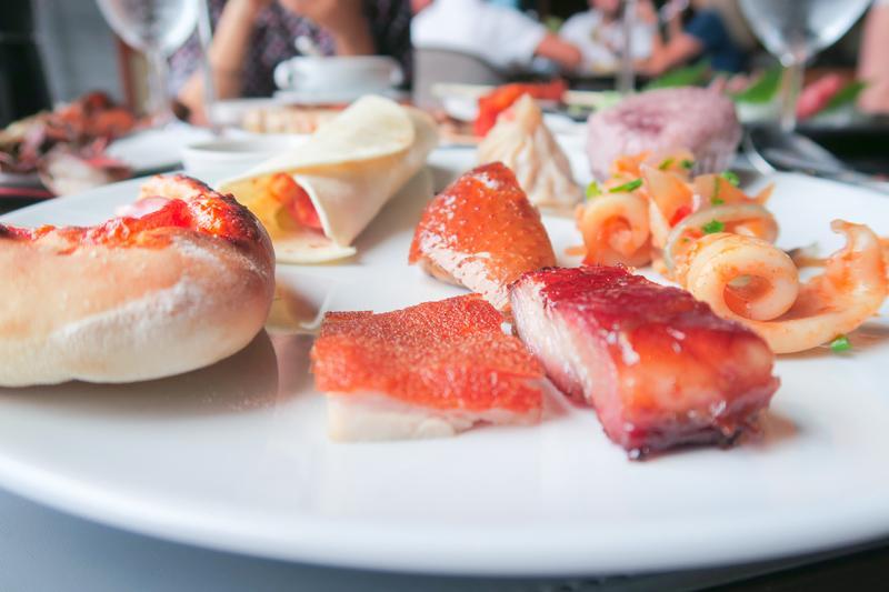Beijing's Best Brunch: N'Joy at Nuo Hotel Asia Beijing Blog China Food