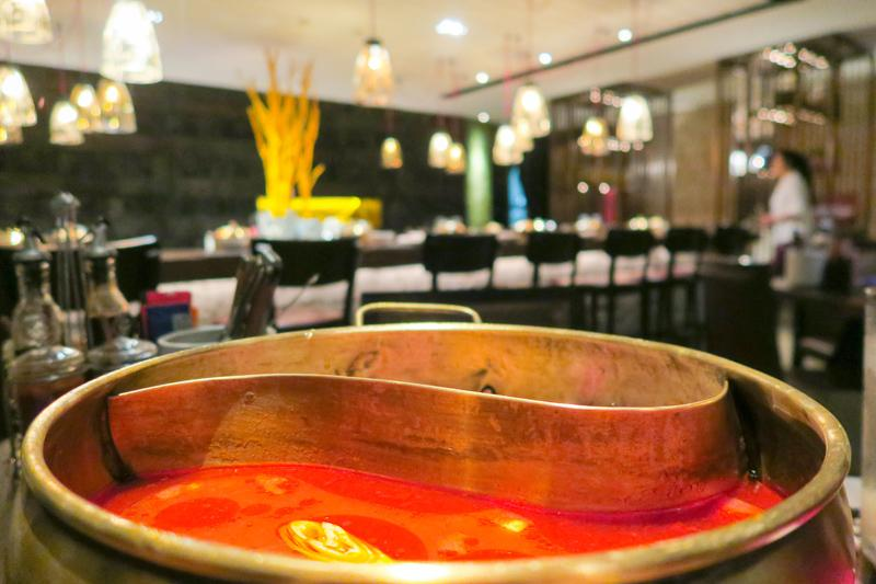 Red Bowl: Beijing's Most Luxurious Hot Pot Asia Beijing Blog China Food