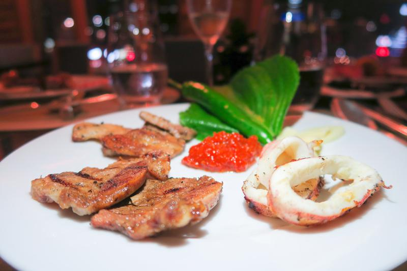 Tavolo 24 Restaurant Review: International Dinner Buffet in Seoul Asia Blog Food South Korea