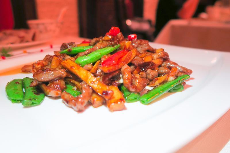 Yu Restaurant Review: Incredible Beijing Duck in Beijing! Asia Beijing Blog China Food