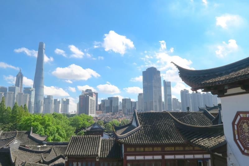 How to See all of Shanghai in Half a Day Asia Blog China Shanghai Tours