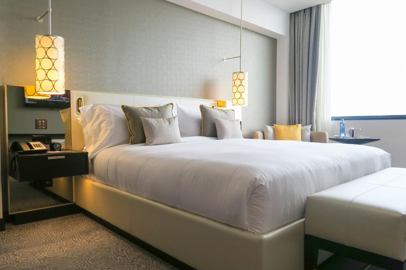 Fairmont Rey Juan Carlos Hotel Review (Barcelona, Spain) Barcelona Blog Europe Hotels Spain