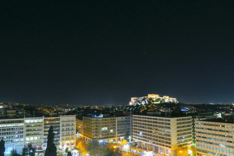 GB Roof Garden Restaurant Review (Athens, Greece) Athens Blog Europe Food Greece