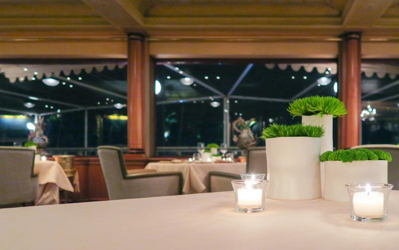 La Pergola Restaurant Review: Best Fine Dining in Rome? Blog Europe Food Italy Rome
