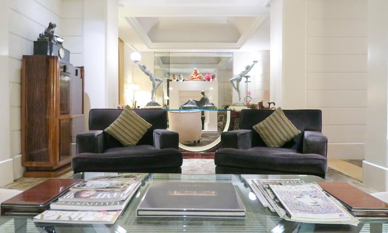 Lord Byron Hotel Review (Rome, Italy) Blog Europe Hotels Italy Rome