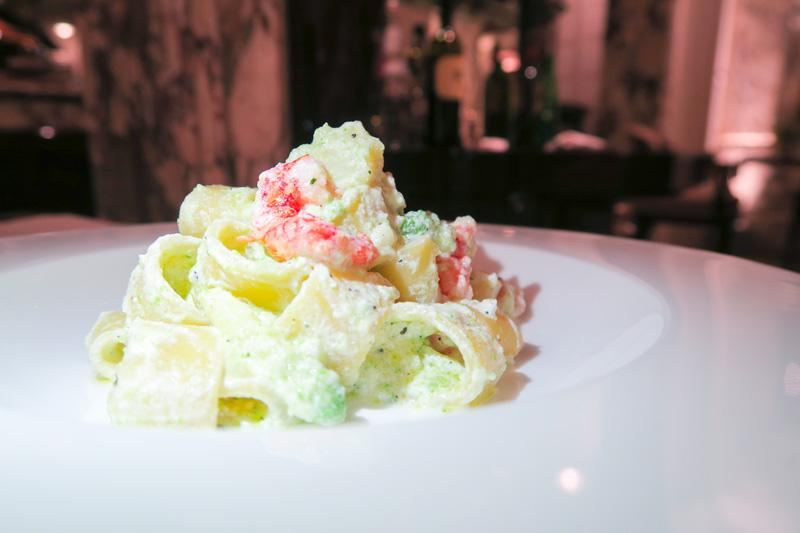 Sapori del Lord Byron Restaurant Review (Rome, Italy) Blog Europe Food Italy Rome