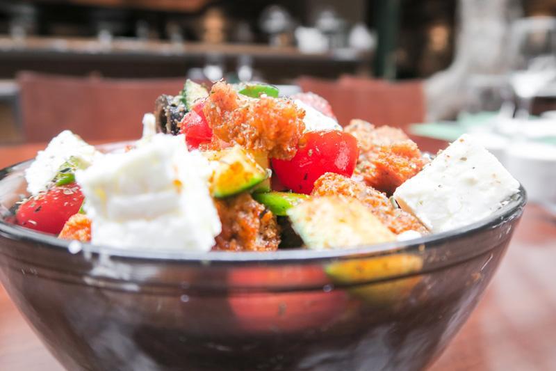 Atrium Greek Bistro: A Hidden Greek Food Heaven in Athens Athens Blog Europe Food Greece