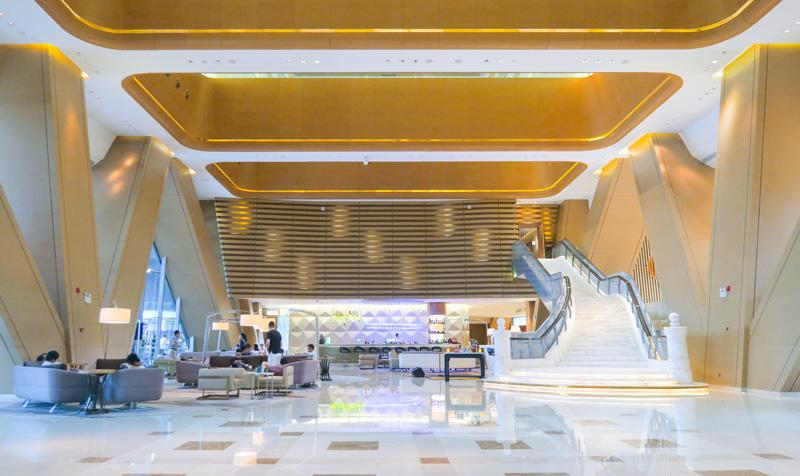 Langham Place Guangzhou Hotel Review Asia Blog China Guangzhou Hotels